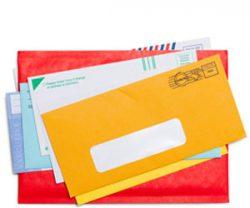 Envelopes Printing Service