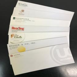 Envelope converting service