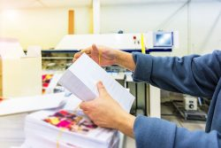 custom envelope printing washington